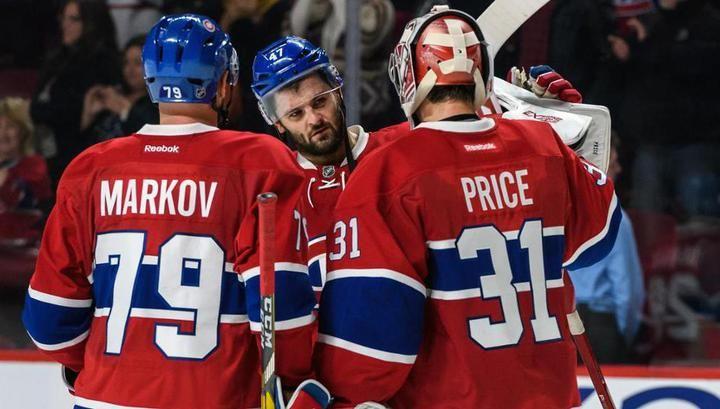 Марков и Радулов не спасли «Монреаль Канадиенс» от поражения | 24инфо.рф