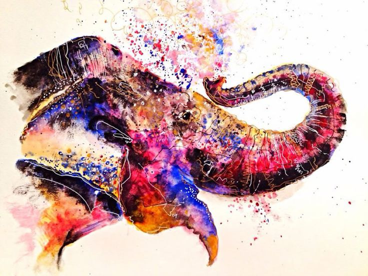 Colorful and Expressive Artworks by Emily Tan