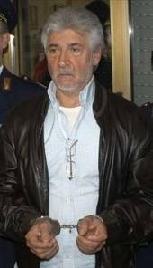 Salvatore Lo Piccolo is a Sicilian mafioso and one of the most powerful bosses of Palermo, Sicily.  With the capture of Bernardo Provenzano on April 11, 2006 Lo Piccolo became boss of the Sicilian Mafia until his own arrest on November 5, 2007.
