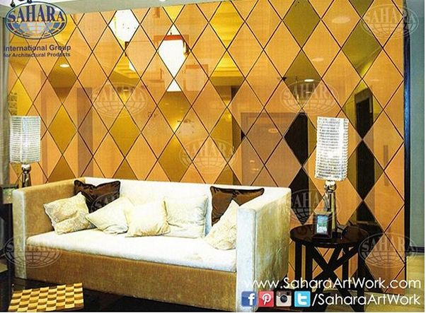 Create Your Own Luxurious Beveled Mirrors Patterns From Our Wide Range Of Colors And Designs That