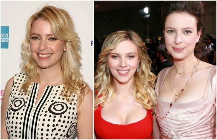 Scarlett Johansson's sister Vanessa Johansson