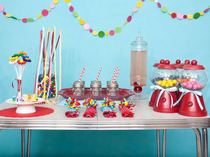 Birthday Party Table Decoration Ideas U003eu003eu003e Click Image For More Details. It