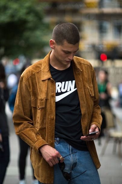 The strongest street style at London Collections Men S/S '17: