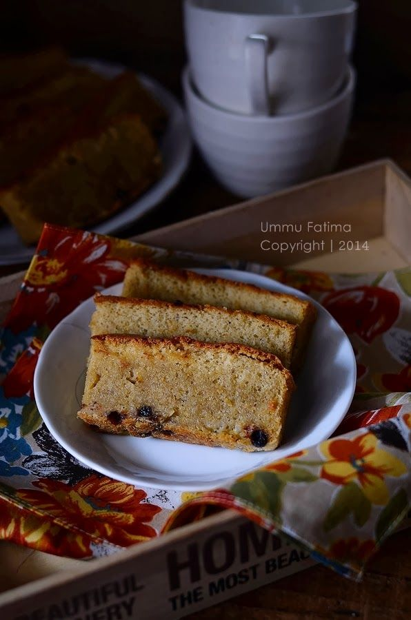 Simply Cooking and Baking...: Banana Cake (Gluten Free)