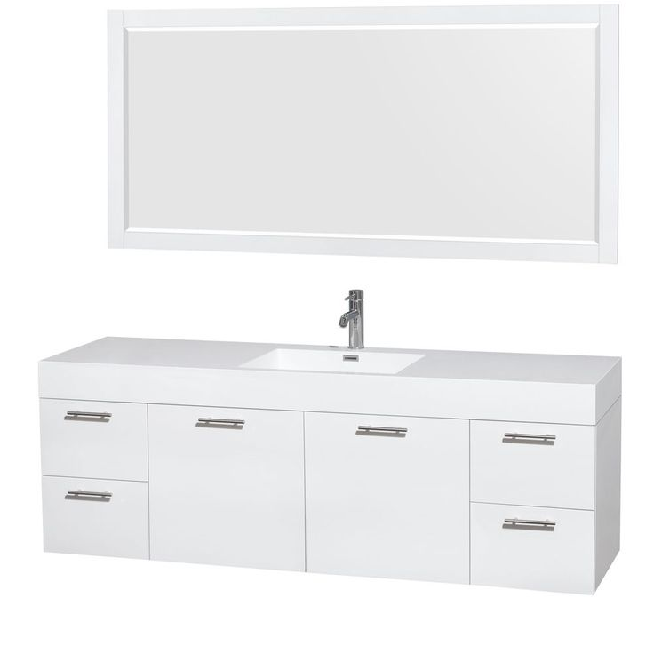 Charming White Vanity Mirror For Bathroom Big Bath Decoration Clean Bathroom Faucets Lowes Light Blue Bathroom Sinks Young Wash Basin Designs For Small Bathrooms In India OrangeInstall A Bath Spout 1000  Ideas About 72 Inch Bathroom Vanity On Pinterest | Black ..