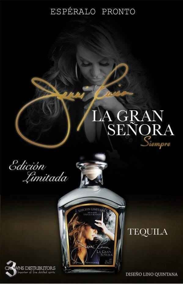 Cant wait to get her tequila(: †Jenni Rivera