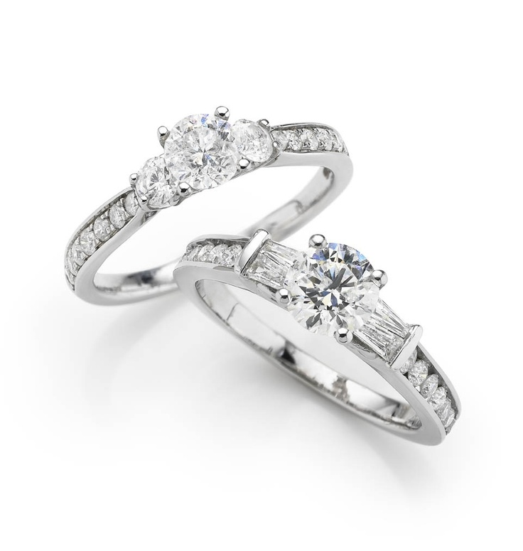 the top one not the bottom modern bride collection jcpenney engagement rings - Jcpenney Rings Weddings