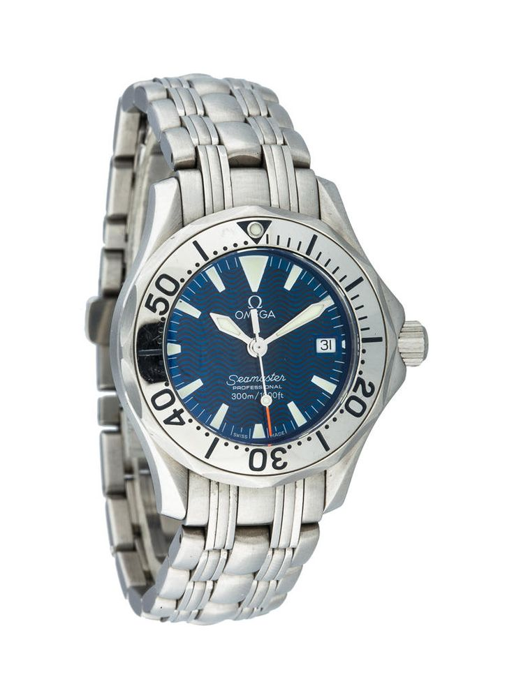 love it I have the  Lady  Seamaster Omega Bond Seamaster Watch