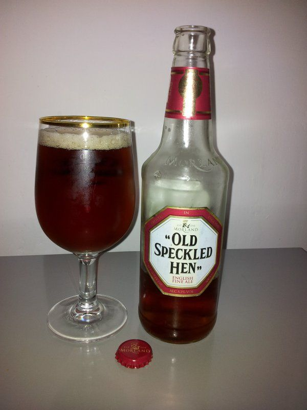 old speckled hen | Old Speckled Hen
