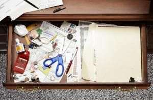 7 Kinds of Junk-Drawer Clutter You Can Trash Today?