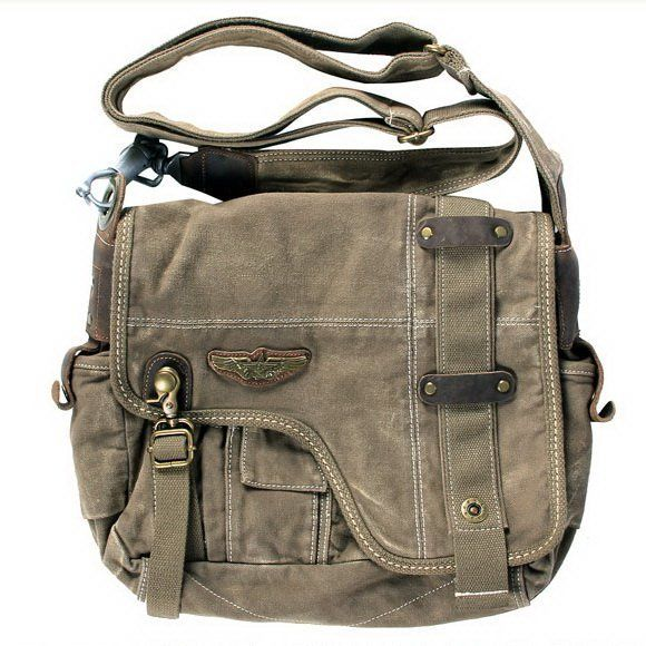 25  Best Ideas about Cool Messenger Bags on Pinterest | Leather ...