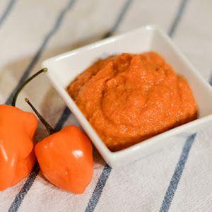 Жареная Морковь и томатный Habanero Hot Sauce Рецепт   Yummly