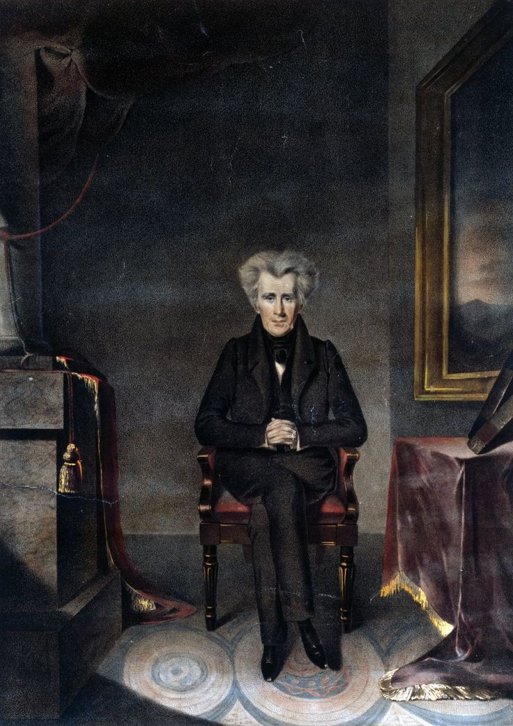 andrew jackson an ideal president for Andrew jackson embodied the ideal of the self-made american man, and his   and by his forceful and effective use of the presidential veto and bully pulpit.