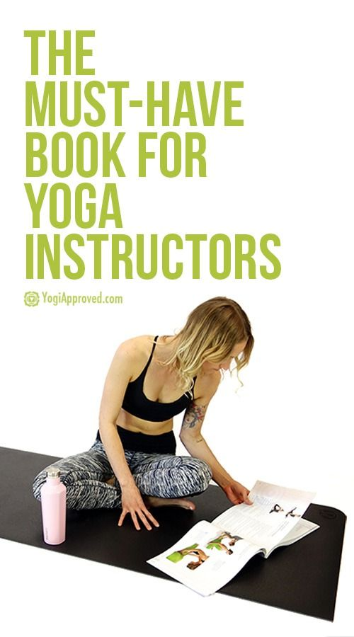 """Self-described as """"an easy to use reference book that will become every teacher's go-to source for the foundations of alignment, verbal cues, and hands-on adjustments, Yoga's Touch acts as a comprehensive guidebook for yoga teachers."""