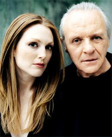 Julianne Moore & Anthony Hopkins