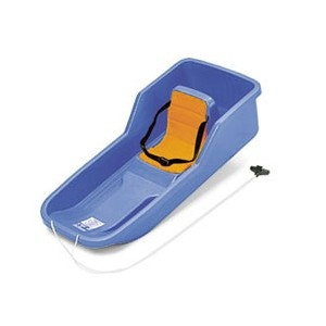 Baby Bob by Hamax, Plastic sledge for toddlers