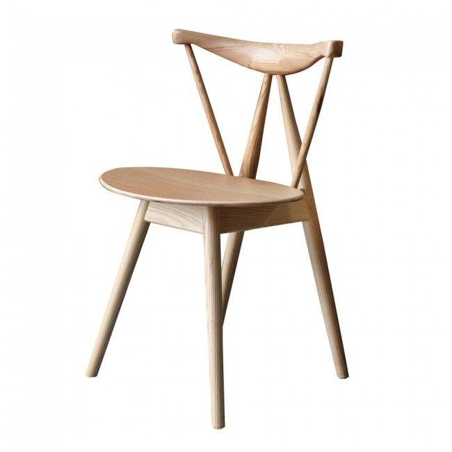 Johansen Side Chair - Clickon Furniture