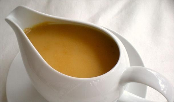 Great Gravy 101 - Ride the gravy train with this recipe for gravy that's smooth and free of lumps.