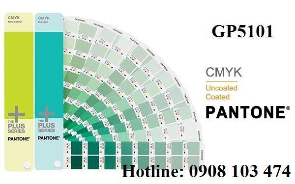 Pantone Plus CMYK Coated & Uncoated Set GP5101 Gồm 2868 màu - Hàng Hóa - Thiết Bị Thí Nghiệm