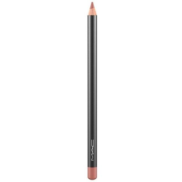 Mac Boldly Bare Lip Pencil (60 QAR) ❤ liked on Polyvore featuring beauty products, makeup, lip makeup, lip pencils, boldly bare, mac cosmetics and lip pencil