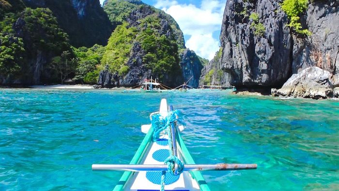 El Nido Tour A - Island Hopping in the PhilippinesAround the World ...