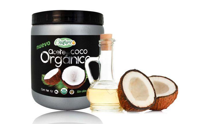 Aceite de Coco 100% orgánico SIN OLOR y SIN SABOR. Ideal para cocinar, suple al aceite comestible convencional de uso doméstico, resiste altas temperaturas y previene la oxidación. Apto para toda la familia. Ayuda a bajar de peso y a prevenir infecciones por su componente antibacterial. Alto contenido de ácido laúrico, se encuentra solamente en aceite de coco y leche materna. Adquiérelo en: http://e-nature.com.mx/tienda/index.php?route=product/product&path=61&product_id=101