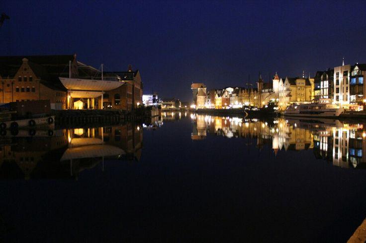 #Gdańsk #night