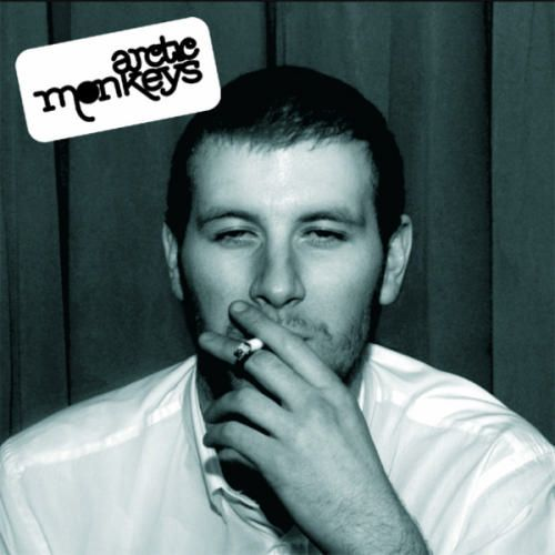 371 Arctic Monkeys, 'Whatever People Say I Am, That's What I'm Not' Gitaaaarmuzieeeek. Lekker!