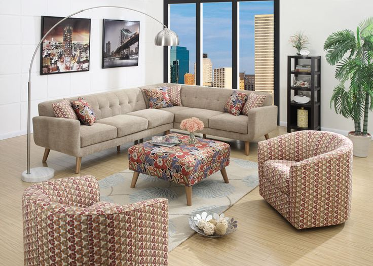 Boho Contemporary Upholstery Collection  U4291 05    Emerald Home  Furnishings. 69 best images about Living Room on Pinterest   Upholstery  Nail