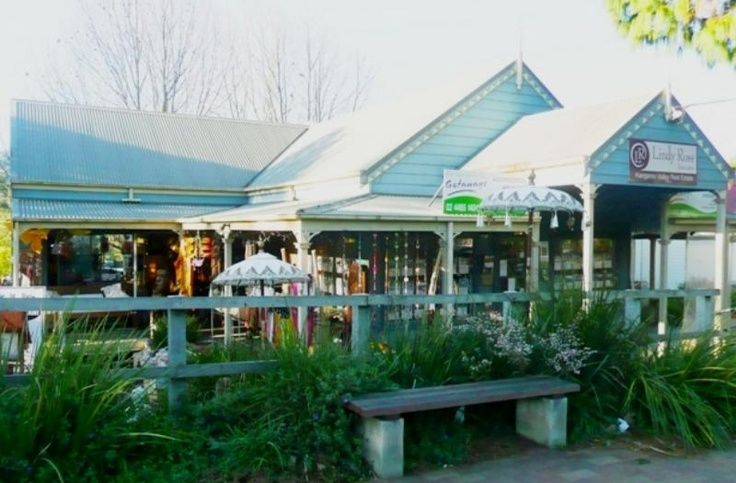 Shops at Kangaroo Valley