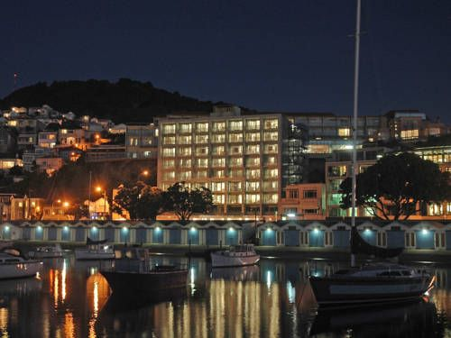 Copthorne Hotel Wellington, Oriental Bay (****) MADDALENA MILENA LAQUALE has just reviewed the hotel Copthorne Hotel Wellington, Oriental Bay in Wellington - New Zealand #Hotel #Wellington