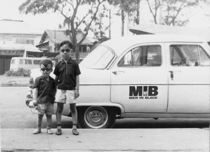 I was one of the MIB founders.