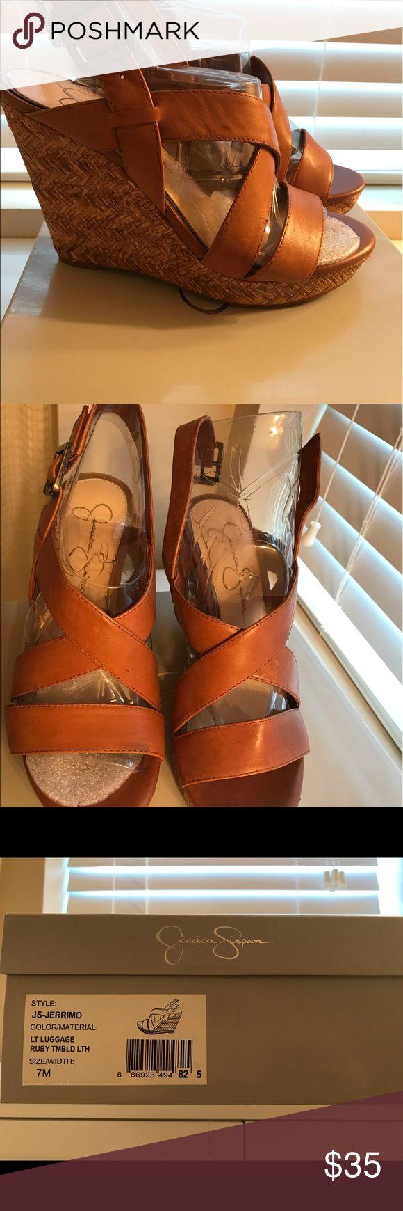 Jessica Simpson sandals Brand new Jessica Simpson sandals, in perfect condition. Jessica Simpson Shoes Espadrilles