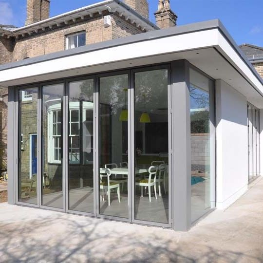 Flat Roof Single Storey · Kitchen ExtensionsHouse ...