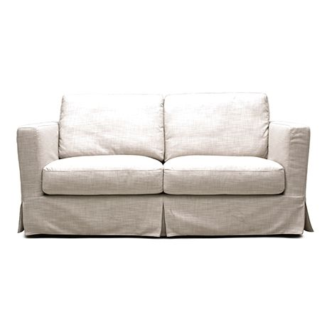 New Hampshire Loose Cover 2 Seat Sofa