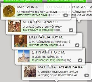 Fresh-Education                  : Μια εκπληκτική χρονογραμμή από τον 11ο αι. π.Χ. έω...