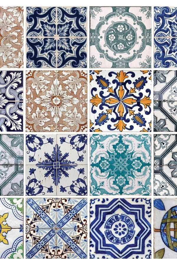 Portuguese Tiles Are Totally the New Subway Tiles …