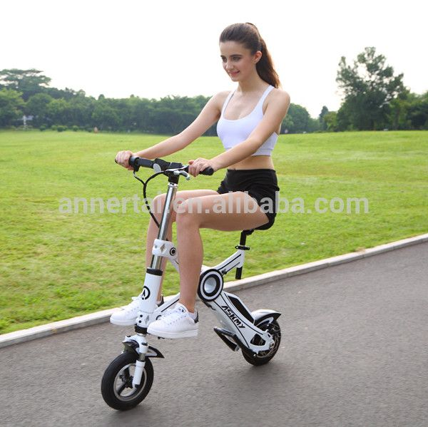 askmy folding electric scooter electric human powered. Black Bedroom Furniture Sets. Home Design Ideas