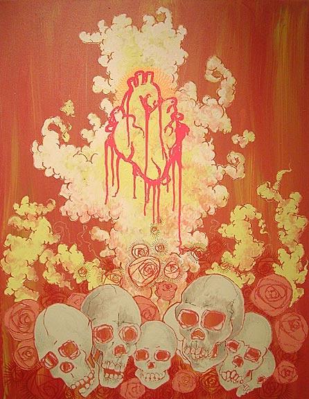 brandon boyd's artwork / i really love his art. he's so inspiring in so many levels
