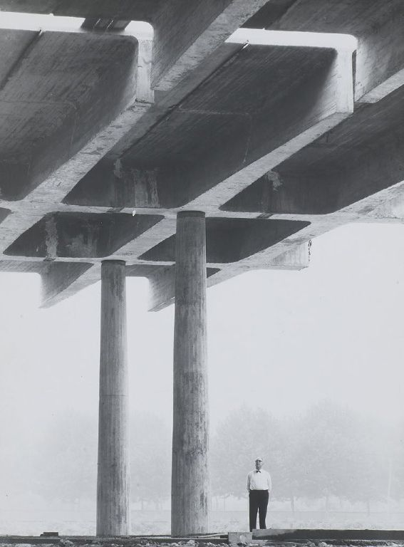 ANGELO MANGIAROTTI | DEPOSITO SPLÜGEN BRÄU, MESTRE |1967