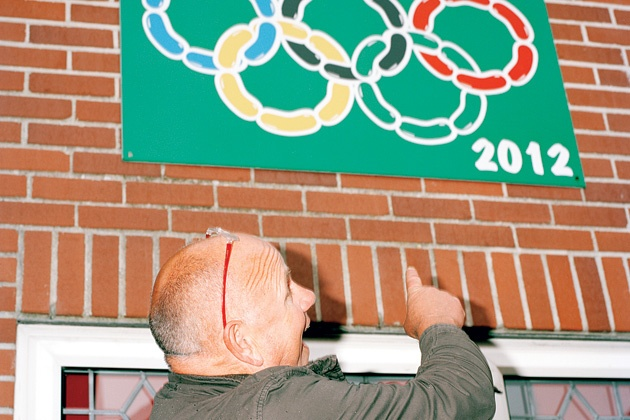 Don't Mess With the Lord of the Olympic Rings