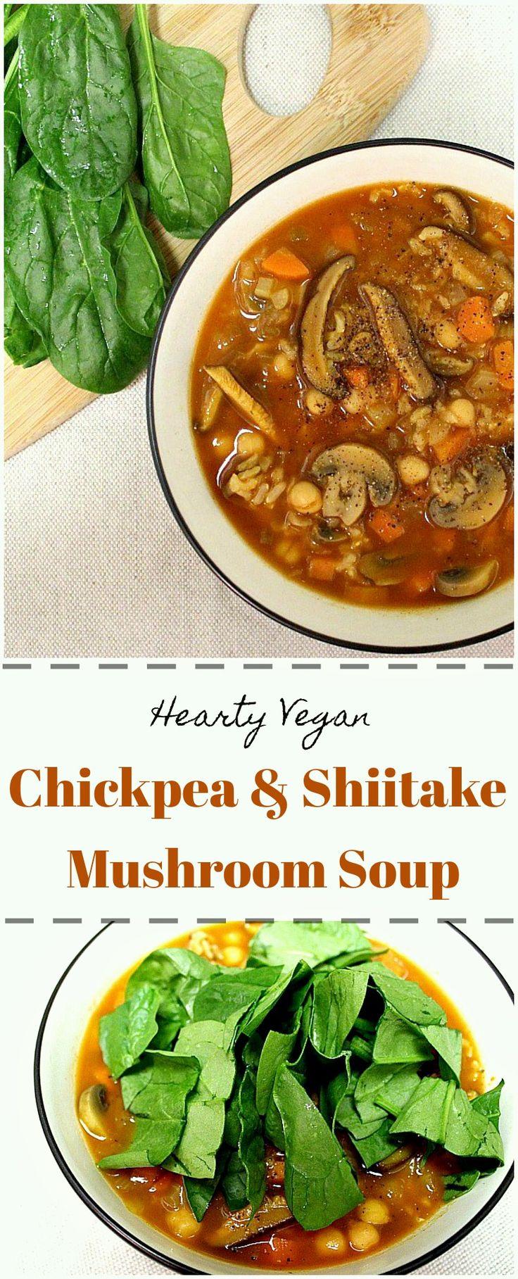 Best 25+ Shiitake mushroom soup ideas on Pinterest ...
