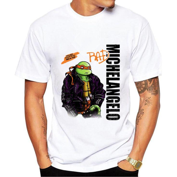 Ninja Turtle Shirts For Adults Michael Angelo 2017 //Price: $0.00 & FREE Shipping //     #hashtag3
