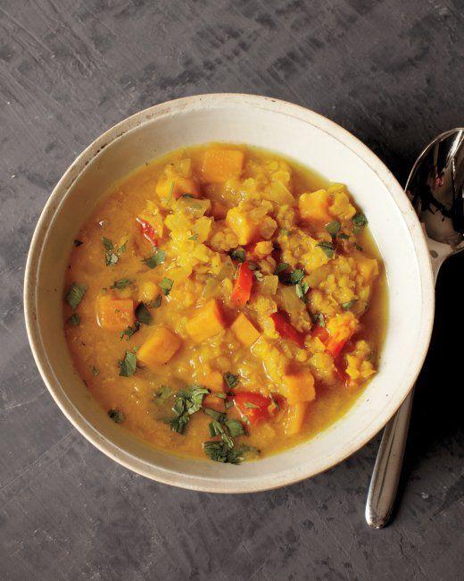 Lentil & Sweet Potato Stew Recipes — Dishmaps