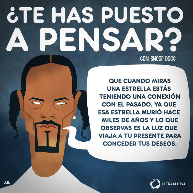 ¿Te has puesto a pensar? con Snoop Dogg