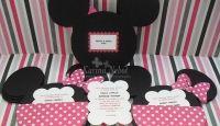 Miniatura de Invitaciones De Cumpleaños De Minnie Para Descargar Gratis 34