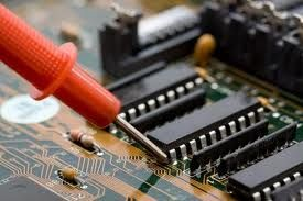 Test & Repair Services: Test and Repair Service upgrades, calibrates, and refurbishes an assortment of electronic equipment for remarketing or reuse.