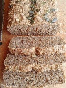 Samodzielnie zrobiony #chleb #razowy? Z tym przepisem to nie problem! :)