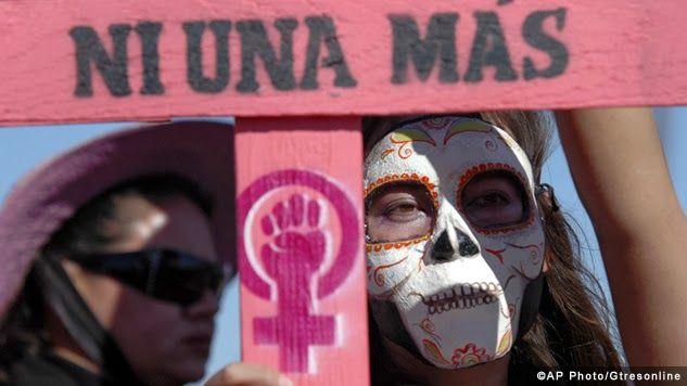 mujer del mediterraneo: Feminicidio en Mesoamérica: crimen organizado, res...