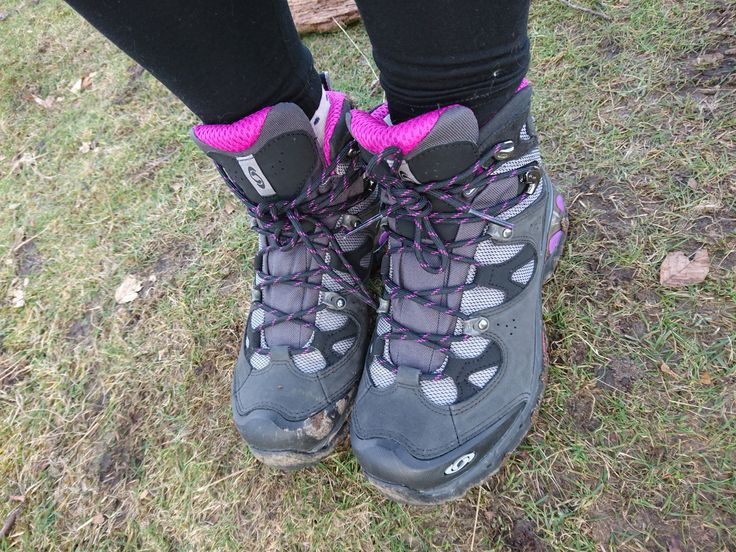 Womens Salomon Comet 3D Gore-tex walking boot review – Camping With Style Travel & Adventure Blog